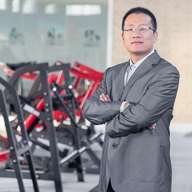 Felix Fu Sales manager