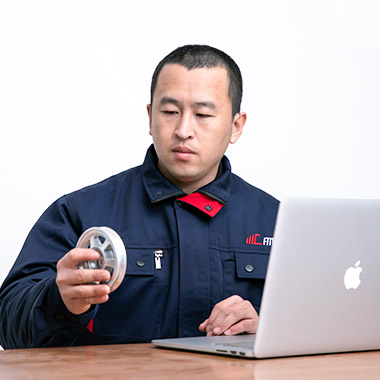 James Wang Technical manager