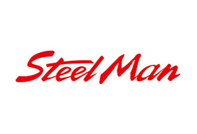 Steel Man Gym Showcase Logo