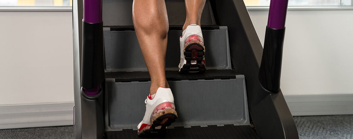 Climb to A New Height Stepper