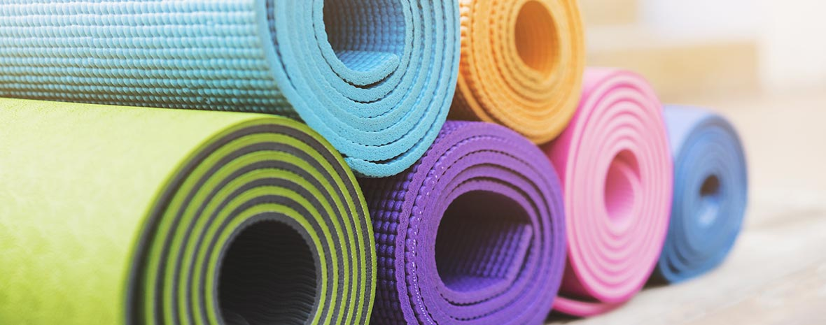 Flexible and Fit Yoga Mat