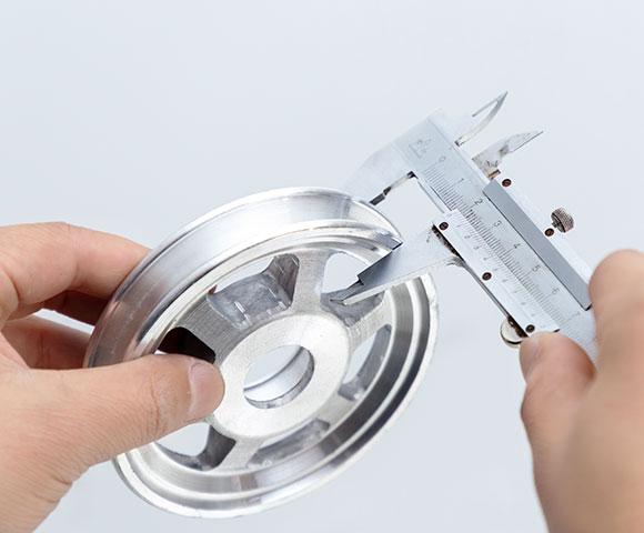 High Standard Vernier caliper measuring gym equipment fittings