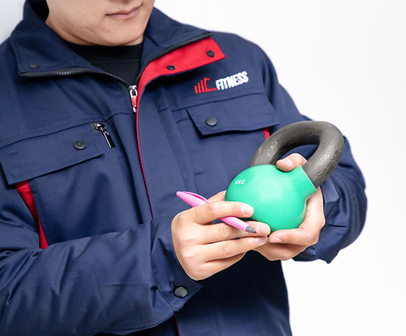 Simplifying Procurement Kettlebell Designing